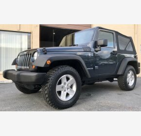 2008 Jeep Wrangler 4WD X for sale 100954491