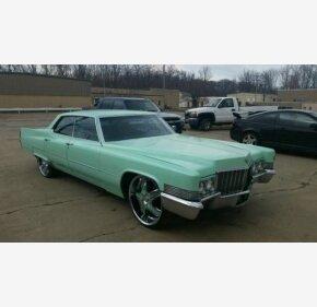 1970 Cadillac De Ville for sale 100955345