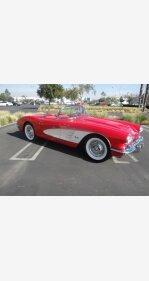 1958 Chevrolet Corvette for sale 100956501