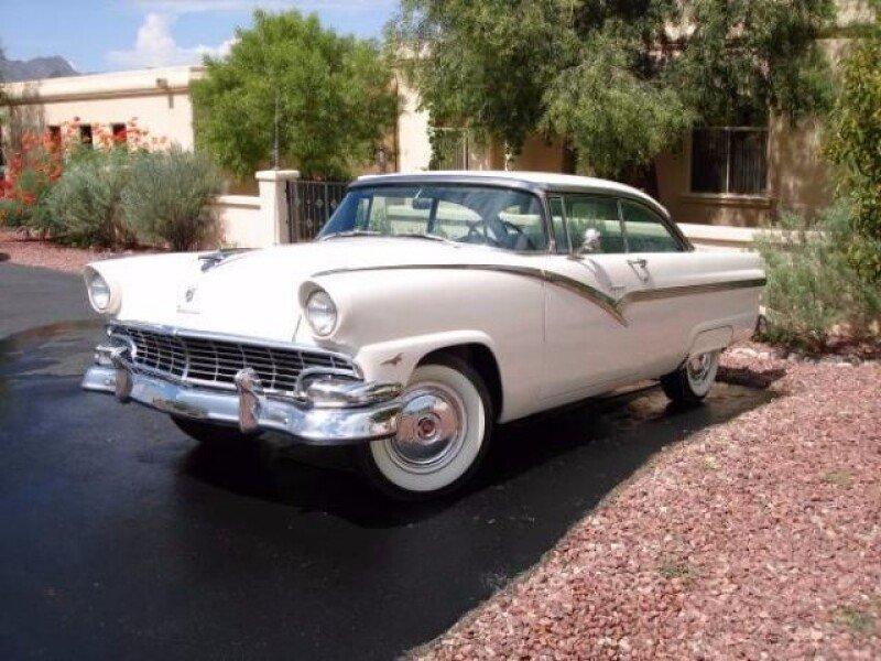 1956 Ford Fairlane Classics For Sale Classics On Autotrader