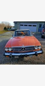 1980 Mercedes-Benz 450SL for sale 100959222