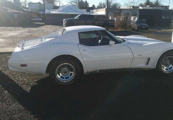 1977 Corvette For Sale >> 1977 Chevrolet Corvette Classics For Sale Classics On Autotrader