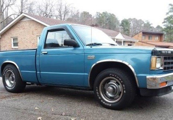 chevrolet s10 pickup classics for sale classics on autotraderNew Chevy S10 Pickup Truck #19
