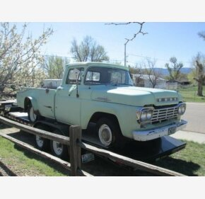 1959 Ford F100 for sale 100959645