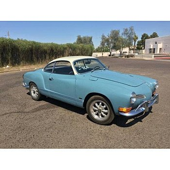 1970 Volkswagen Karmann-Ghia for sale 100959668