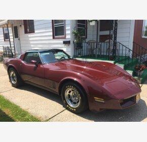 1981 Chevrolet Corvette for sale 100959734