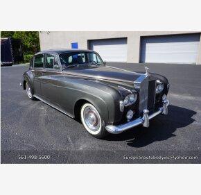 1963 Rolls-Royce Silver Cloud for sale 100959848