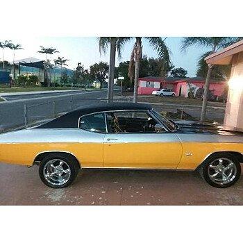 1971 Chevrolet Chevelle for sale 100960075