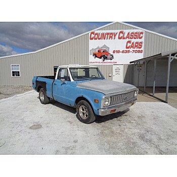 1972 Chevrolet C/K Truck for sale 100960164