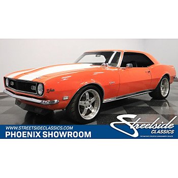 1968 Chevrolet Camaro for sale 100960549