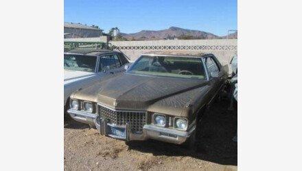 1971 Cadillac De Ville for sale 100961130