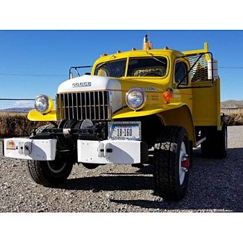 1955 Dodge Power Wagon for sale 100961158