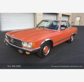 1976 Mercedes-Benz 280SL for sale 100961333
