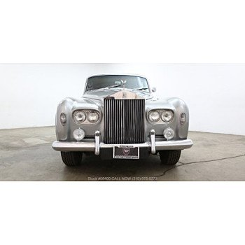 1965 Rolls-Royce Silver Cloud for sale 100963025