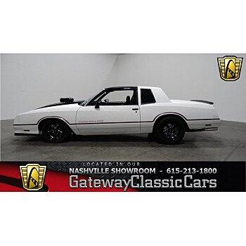 1985 Chevrolet Monte Carlo SS for sale 100963493