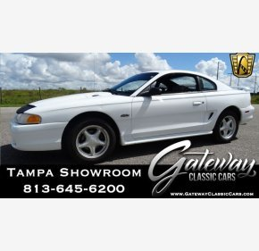 1997 Ford Mustang GT Coupe for sale 100963512