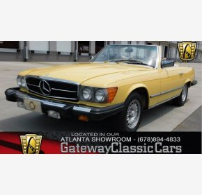 1979 Mercedes-Benz 450SL for sale 100963770