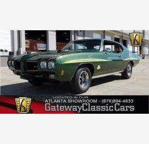 1970 Pontiac GTO for sale 100963780