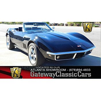 1968 Chevrolet Corvette for sale 100963789