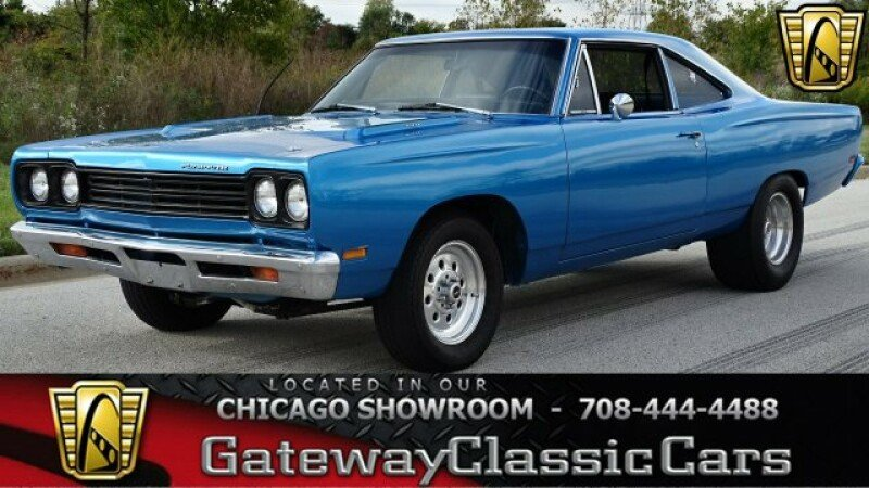 Plymouth Roadrunner Classics For Sale Classics On Autotrader