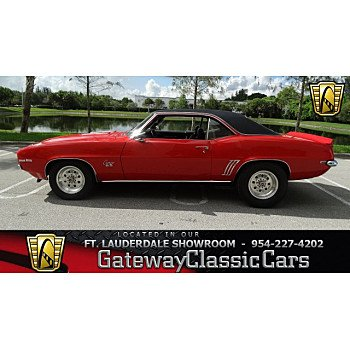 1969 Chevrolet Camaro for sale 100963995