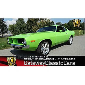 1973 Plymouth Barracuda for sale 100964337