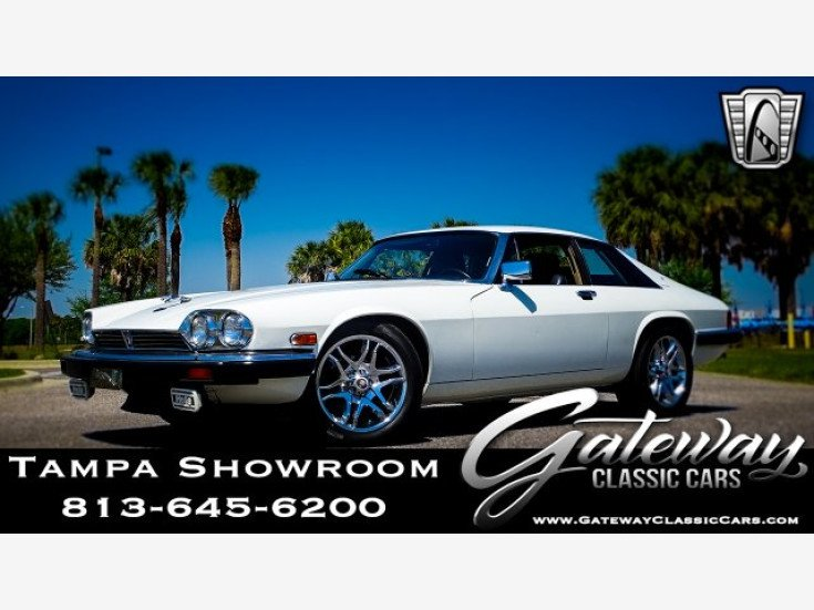 1989 Jaguar Xjs V12 Coupe For Sale Near O Fallon Illinois 62269