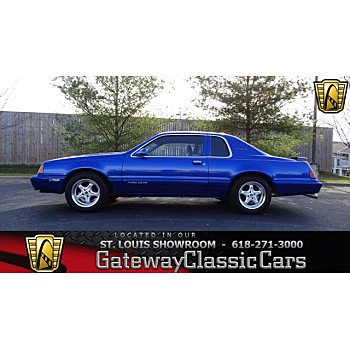 1984 Ford Thunderbird for sale 100964886