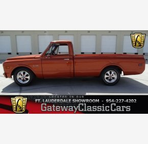 1970 Chevrolet C/K Truck for sale 100965327