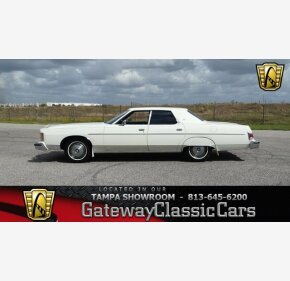 1977 Mercury Grand Marquis for sale 100965529