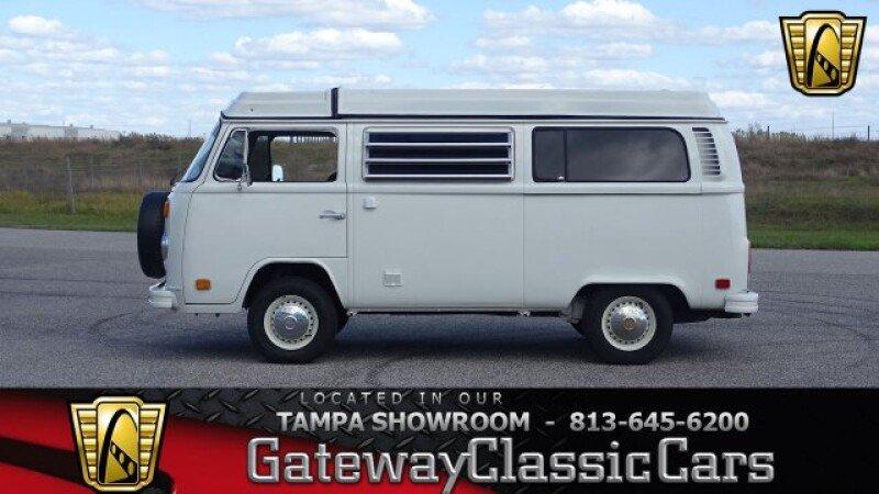 Volkswagen Vans Classics For Sale Classics On Autotrader