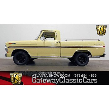 1971 Ford F100 for sale 100965909
