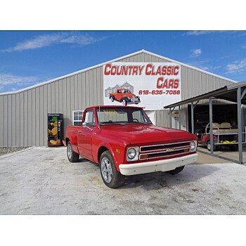 1968 Chevrolet C/K Truck for sale 100965943