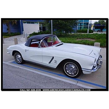 1962 Chevrolet Corvette for sale 100965974