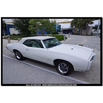 1969 Pontiac GTO for sale 100965985