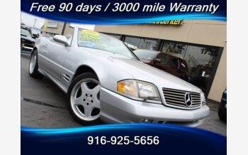 2001 Mercedes-Benz SL500 for sale 100966223