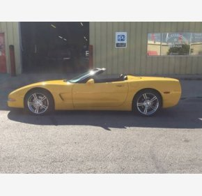2005 Chevrolet Corvette Convertible for sale 100966262