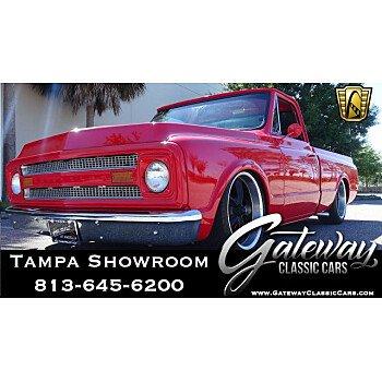 1969 Chevrolet C/K Truck for sale 100966656