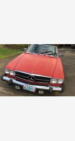 1977 Mercedes-Benz 450SL for sale 100967854