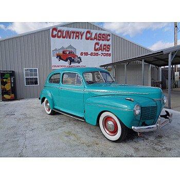 1941 Mercury Other Mercury Models for sale 100967954