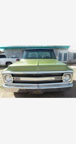 1970 Chevrolet C/K Truck for sale 100967978
