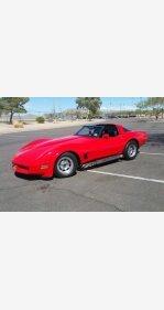 1981 Chevrolet Corvette Coupe for sale 100968511