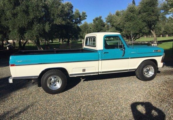 1970 ford f250 for sale near woodland hills, california 91364