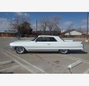 1962 Cadillac De Ville for sale 100968834