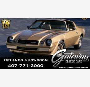 1980 Chevrolet Camaro for sale 100969175