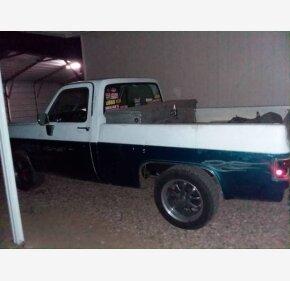 1978 Chevrolet C/K Truck for sale 100970061
