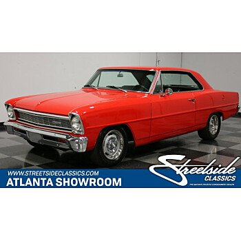 1966 Chevrolet Nova for sale 100970138