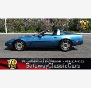 1987 Chevrolet Corvette Coupe for sale 100970693