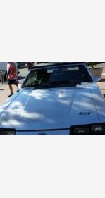 1985 Ford Mustang Convertible for sale 100971078