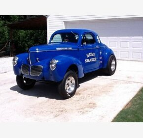1940 Willys Other Willys Models for sale 100971420